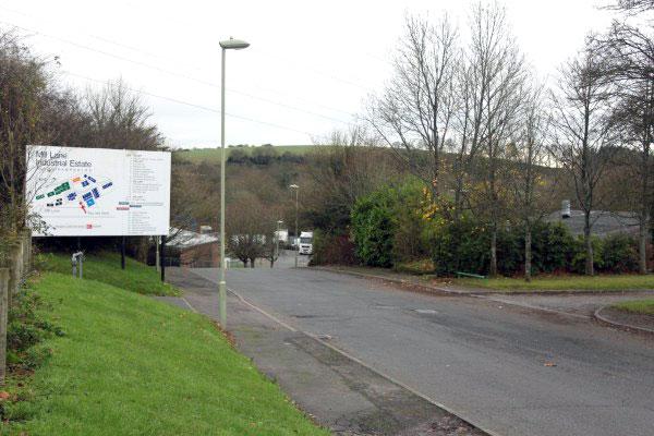 Mill Lane Industrial Estate Alton Hampshire